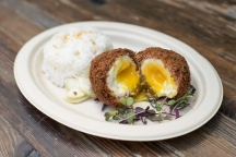 Longanisa Scotch Egg